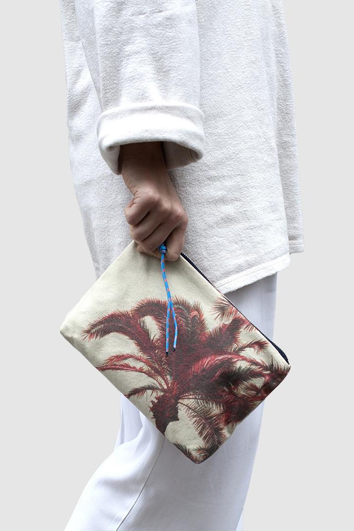 bolso de tela de zubi en el corte inglés