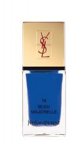 Bleu Majorelle de Yves Sanit Laurent