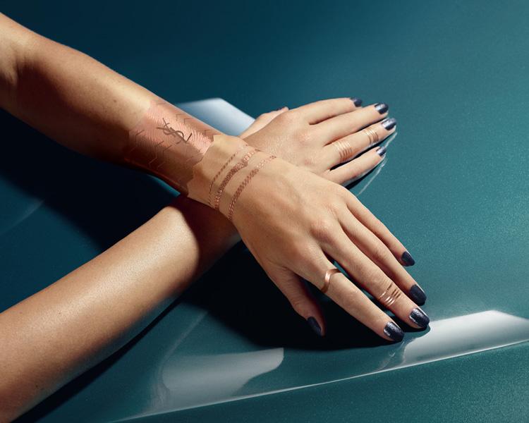 Manicura Summer Look de Yves Saint Laurent