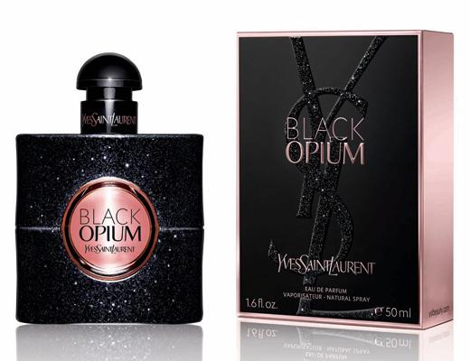 black opium ysl eau parfum