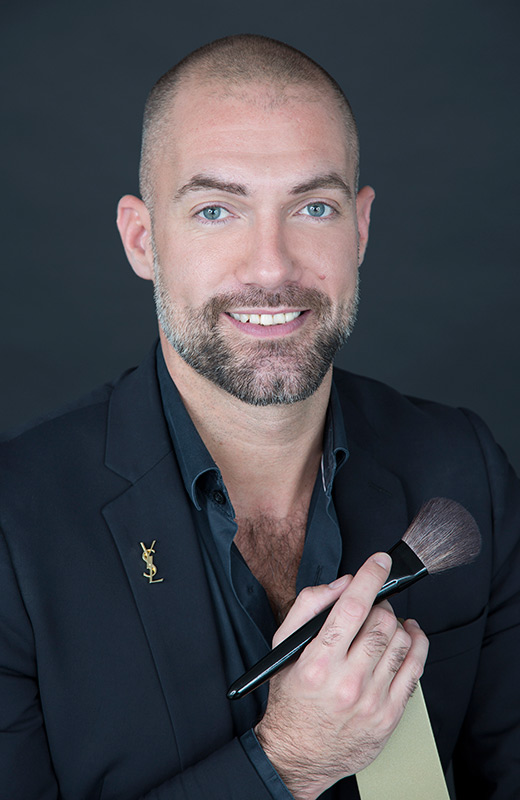Fran Suarez National Make Up Artist Yves Saint Laurent Beauté