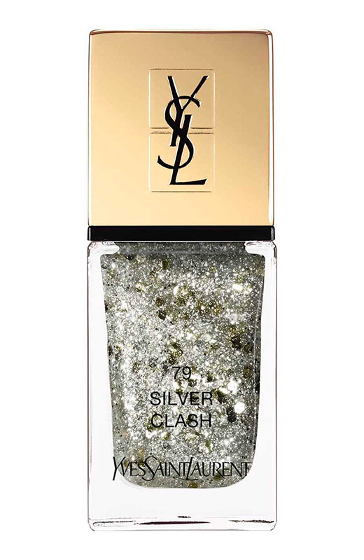 La Laque couture silver clash yves saint laurent