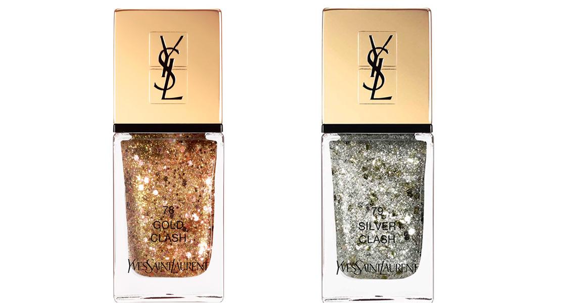 La Laque Couture Yves Saint Laurent manicura de navidad