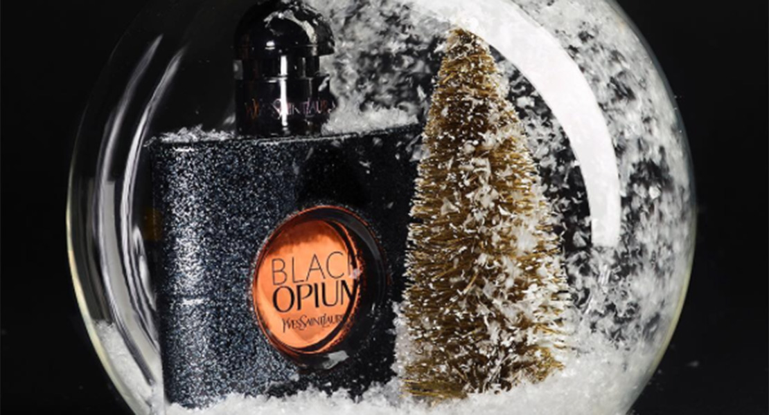 Black Opium perfumes de Yves Saint Laurent