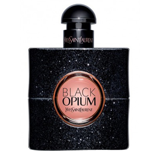Beauty look en 4 pasos Black Opium