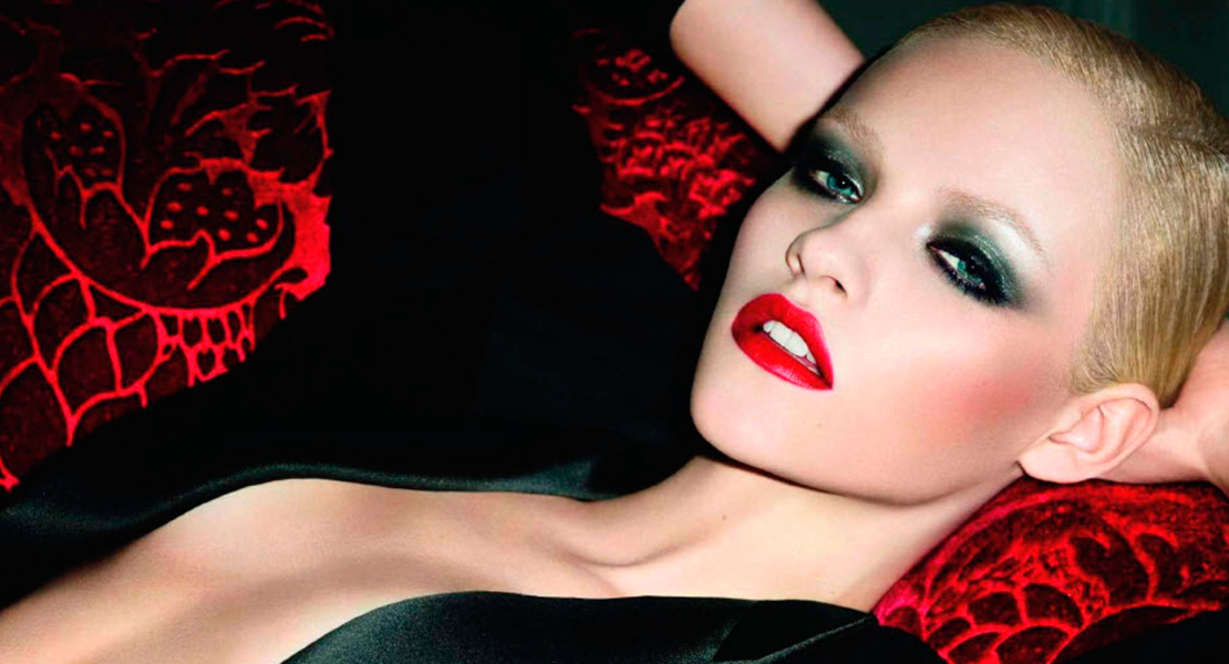 Ginta Lapina para Rouge Pur Couture de YSL