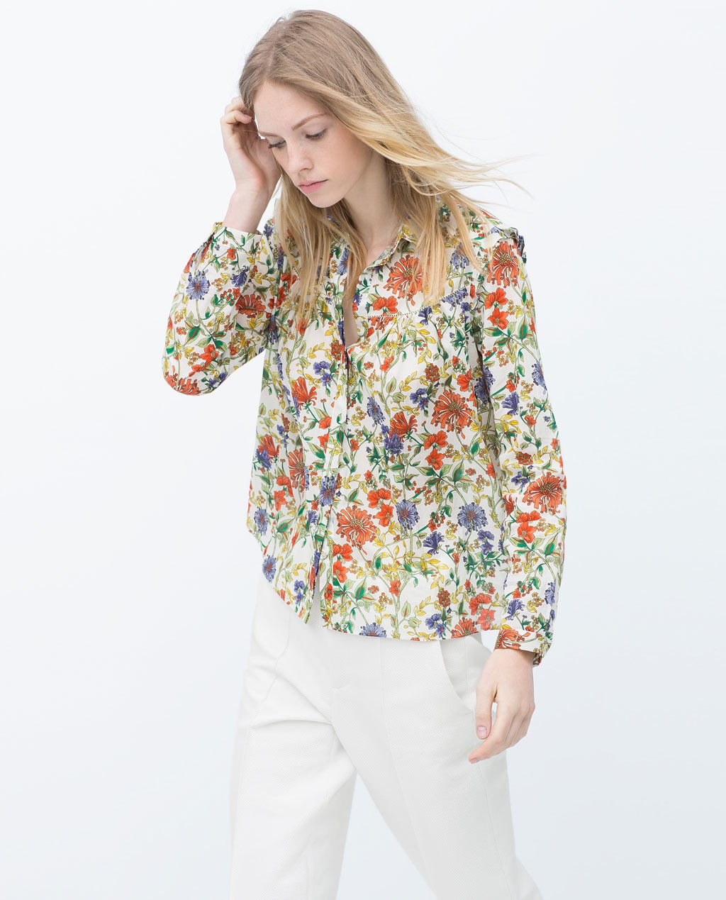 mejor valor incomparable mejor venta Camisas - Zara Sin categoría - Zara - Novedades de Zara