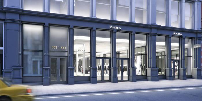 ¿Qué son 4.400 m2 para Zara? Descubre su nueva tienda en el Soho de NY-415-loretogordo