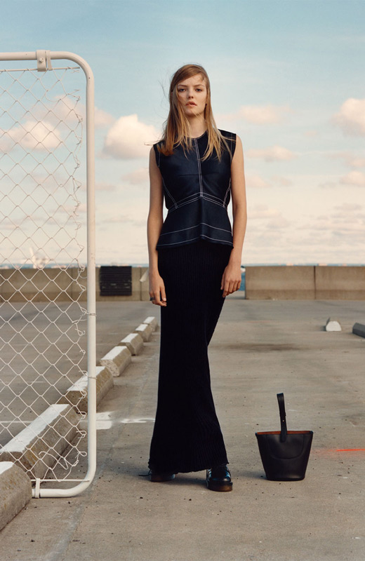 Zara coleccion studio vestido