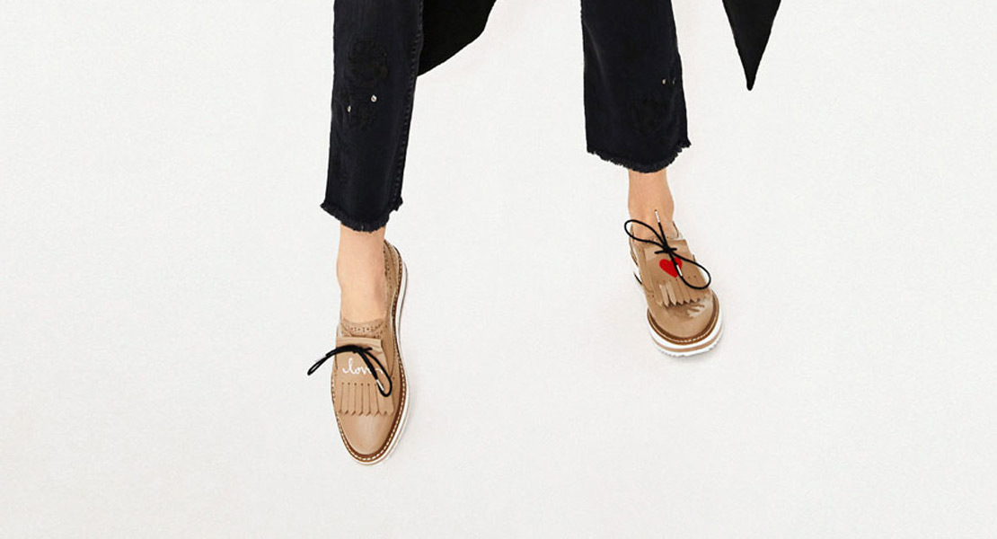 Novedades de zapatos